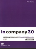 Pete Sharma - In Company 3.0 - Upper Intermediate Teacher's Book Pack Premium Plus.