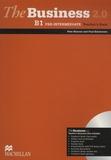 Pete Sharma - The Business 2.0 - B1 Pre-Intermediate Teacher's Book. 1 DVD
