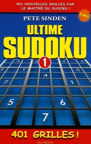 Pete Sinden - Ultime Sudoku - Tome 1.