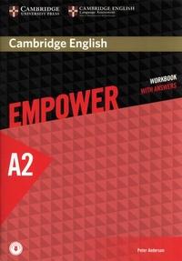 Coachingcorona.ch Cambridge English Empower A2 - Elementary Workbook with Answers Image