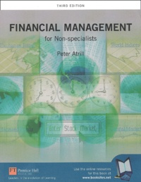 Peter Atrill - Financial Management foe Non-specialists - 3rd Edition.