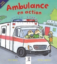 Peter Bently et Martha Lightfoot - Ambulance en action !.