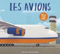 Les avions - Méga livre animé.pdf