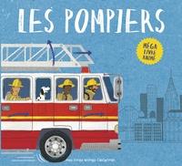 Peter Bently et Joe Bucco - Les pompiers - Méga livre animé.