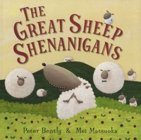 Peter Bently et Mei Matsuoka - The Great Sheep Shenanigans.