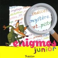 Peter Box - Enigmes Junior.