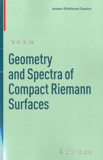 Peter Buser - Geometry and Spectra of Compact Riemannn Surfaces.