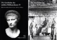 Peter C. Bol - Die Geschichte der antiken Bildhauerkunst - Band 4, Die Plastik der römischen Kaiserzeit bis zum Tode Kaiser Hadrians, 2 volumes.