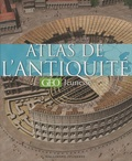 Peter Chrisp et Philip Parker - Atlas de l'Antiquité.