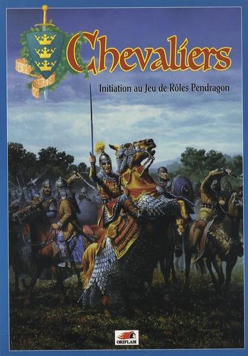 Peter Corless - Chevaliers - Initiation au jeu de rôles Pendragon.