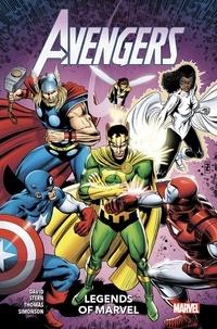 Peter David et Roger Stern - Avengers - Legends of Marvel.