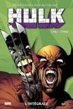 Peter David et Todd McFarlane - Hulk L'intégrale : 1987-1988.