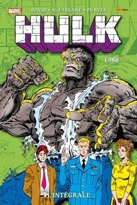 Peter David et Steve Englehart - Hulk: L'intégrale 1988 (T03 Nouvelle édition).