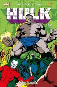 Peter David et Dale Keown - Hulk L'intégrale : 1990.