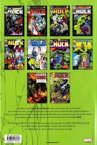 Hulk L'intégrale 1994 (I)