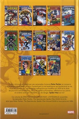 Spectacular Spider-Man L'intégrale 1986