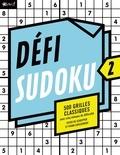 Peter De Schepper et Frank Coussement - Défi sudoku 2.