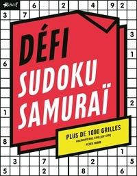 Peter De Schepper et Frank Coussement - Défi sudoku samuraï.
