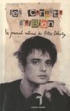 Peter Doherty - Les carnets d'Albion - Le journal intime de Peter Doherty.