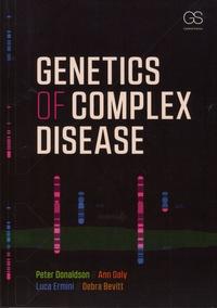 Peter Donaldson et Ann Daly - Genetics of Complex Disease.
