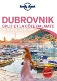 Peter Dragicevich - Dubrovnik Slit et la côte Dalmate en quelques jours. 1 Plan détachable