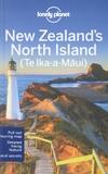 Peter Dragicevich et Brett Atkinson - New zealand's north island (Te Ika-a-Maui). 1 Plan détachable