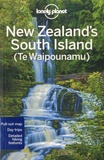 Peter Dragicevich et Brett Atkinson - New Zealand's South Island (Te Waipounamu). 1 Plan détachable