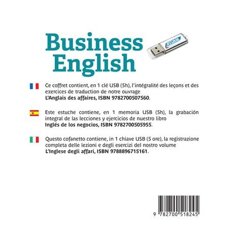 Usb anglais affaires