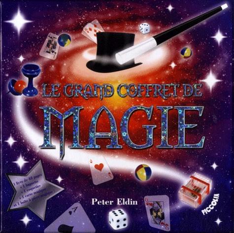 Peter Eldin - Le grand coffret de magie.