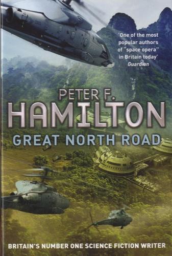 Peter F. Hamilton - Great North Road.