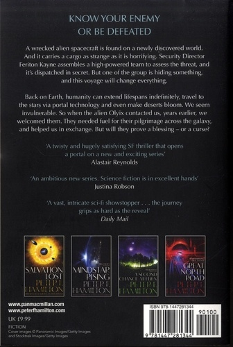 The Salvation Sequence Tome 1 Salvation