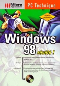 WINDOWS 98 REVELE! Avec CD-ROM.pdf