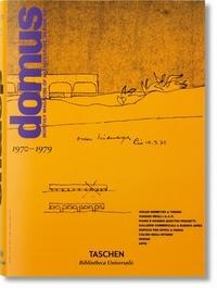 Peter Fiell et Charlotte Fiell - Domus 1970-1979.