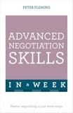 Peter Fleming - Negotiate Even Better Deals in a Week: Teach Yourself.