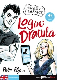 Peter Flynn - Login : Dracula - Ebook.