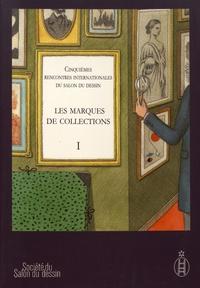 Peter Fuhring - Les marques de collections - Tome 1, Cinquièmes rencontres internationales du salon du dessin, 24 et 25 mars 2010.