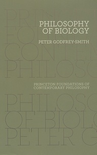 Peter Godfrey-Smith - Philosophy of Biology.