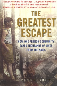 Histoiresdenlire.be The Greatest Escape - How the French Community Saved Thousands of Lives from the Nazis Image