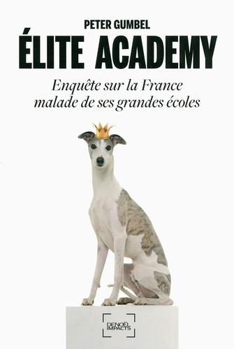 Peter Gumbel - Elite academy - Enquête sur la France malade de ses grandes écoles.