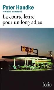 Manuels de téléchargement ePub DJVU La courte lettre pour un long adieu