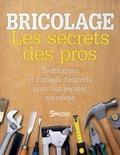 Peter Harris et Jane Hyde - Bricolage - Les secrets des pros.
