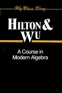 Peter Hilton et Xianlin Wu - .