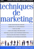 Peter Hingston - Techniques de marketing.