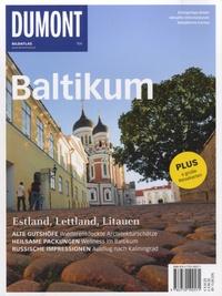 Peter Hirth et Christian Nowak - Dumont Bildatlas - Baltikum.