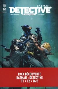 Peter J. Tomasi et Doug Mahnke - Batman : Detective  : Pack en 2 volumes : Tome 1 : Mythologie ; Tome 2 : Médiéval.