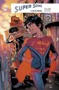 Peter J. Tomasi et Patrick Gleason - Super Sons Tome 4 : La fin de l'innocence.