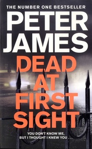 Peter James - Dead at First Sight.