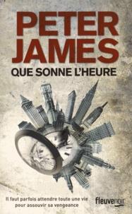 Peter James - Que sonne l'heure.