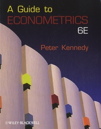 A Guide to Econometrics - Peter Kennedy |