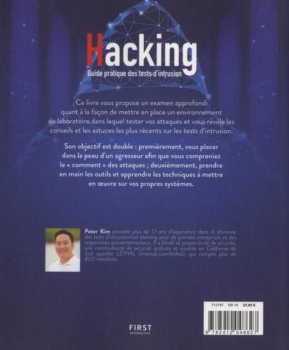 Hacking. Guide pratique des tests d'intrusion